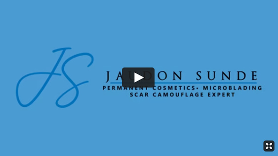 Watch to learn more about Jaudon Sunde Permanent Cosmetics Microblading and Scar Camouflage Expert